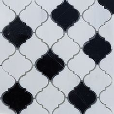 Lantern Arabesque Mosaic Tile Black Marble Whole Arabesque Dolomite Marble Polished wall floor tile kitchen backsplash bathroom wall floor luxury stone Bathroom Floor Tiles, Kitchen Tiles, Bathroom Wall, Washroom, Kitchen Reno, Master Bathroom, Kitchen Island, Black Tiles, Black Marble