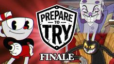 Prepare To Try: Cuphead - Episode 6: The Devil In the final episode of this season we take on King Dice and The Devil himself. How 'ard can they be? January 06 2018 at 10:00AM  https://www.youtube.com/user/ScottDogGaming