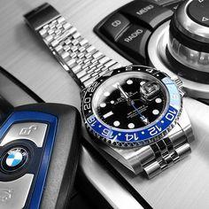 Dream Watches, Sport Watches, Cool Watches, Rolex Watches, Fine Watches, Watches Photography, Rolex Gmt Master, Rolex Submariner, Luxury Watches For Men