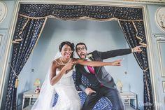 Mariage au Château de Villette   Trentième Étage - photographe mariage