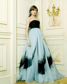 Elie Saab via ru_glamour: Haute Couture by Mario Sierra. Vol. 2.