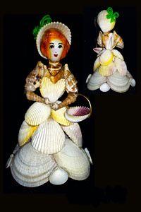 shell doll