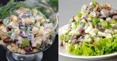 Zemiakový a vajíčkový šalát je klasika, ktorá nesmie chýbať na žiadne sviatky, či už na Vianoce alebo Veľkú noc. Ak máte radi malé obmeny, tak si určite prídete na svoje v tomto príspevku. Strukoviny patria medzi zdravé suroviny, ktoré ... Potato Salad, Good Food, Potatoes, Ethnic Recipes, Image, Salads, Potato, Healthy Food, Yummy Food