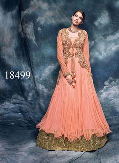 US-034-Indian-Pakistani-Bollywood-Designer-Anarkali-Suit-Salwar-Kameez-V-VVK-18499