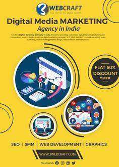 Digital Media Marketing, Digital Marketing Services, Social Media Marketing, Viral Marketing, Email Marketing, Content Marketing, Digital India, Google Search Results, Search Engine Marketing