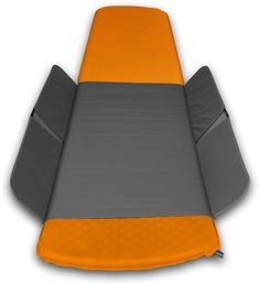 ENO HotSpot Hammock Sleeping Pad Wings. For the added warmth for hammock camping in winter. Definitely need this!
