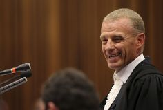 Gerrie Nel Cleared of Violating Human Rights of Oscar Pistorius by Making Him Cry