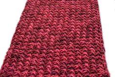 Sea of Roses scarf/Schalen Hav av Rosor - free Tunisian crochet pattern in English and Swedish  by Ann Linderhjelm