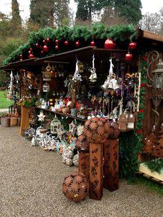 Baden-Baden Christmas market.