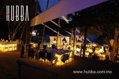www.hubba.com.mx #video #iluminación #música #eventos