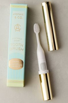 Apothic & Co. Electric Toothbrush - anthropologie.com