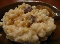 Old Fashioned Rice Pudding (Slow Cooker) Recipe