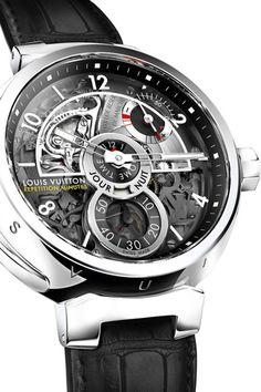 LOUIS VUITTON Reloj Watch 55fcf080a97a