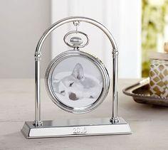 Not the Timepiece,,,the CORGI! Frame #potterybarn