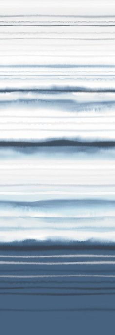 Eco Earth Panel (7638) - Eco Wallpaper Murals - A digital print large scale wall panel in white, blue, beige and black.  A stunning tie-dye effect perfect for a contemporary city living style – available in other colours.   Size: 90cm wide x 265cm high.