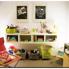 Play therapy room. Who wouldn't want this to be their office?