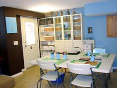 ART THERAPY REFLECTIONS: Designing an Art Therapy Studio