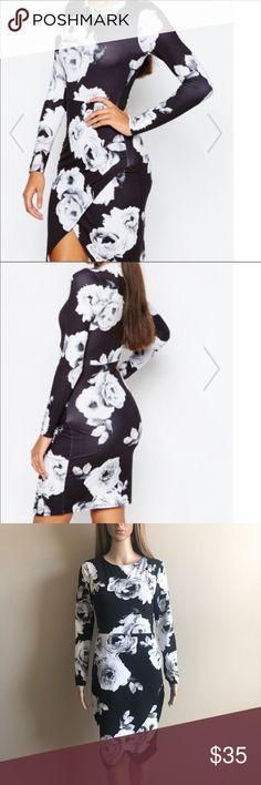 Womens Wax Coated Animal Print Bandeau Party Clubwear Dress Stretchy Small UK 8