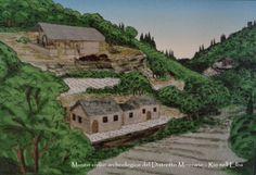 Die mittelalterlichen Dörfer Rio und Grassera
