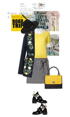 """Every story is a love story"" by no-where-girl ❤ liked on Polyvore featuring Trademark Fine Art, Balenciaga, Mary Katrantzou, STELLA McCARTNEY, Lack of Color, iceland, reykjavik and outfitsfortravel"