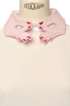 VIVETTA Hand collar | Primrose white
