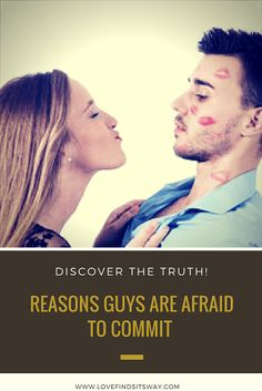Why are men afraid of commitment? Why are they not ready for marriage and finally settling down? 5 powerful points here to get him to commit Commitment Quotes, Afraid Of Commitment, Commitment Issues, Relationship Advice Quotes, Healthy Relationship Tips, Relationships, How To Massage Yourself, Make Him Chase You, Ready For Marriage