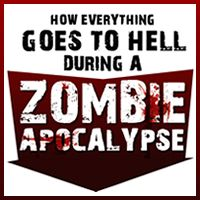 How Everything Goes to Hell During a Zombie Apocalypse - The Oatmeal