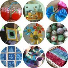 Inspiring list of craft blogs for children