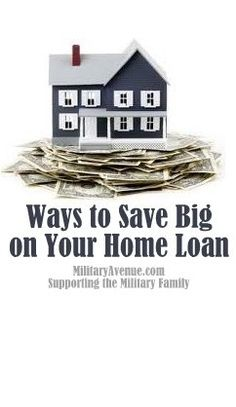 Ways to Save Big on Your Home Loan