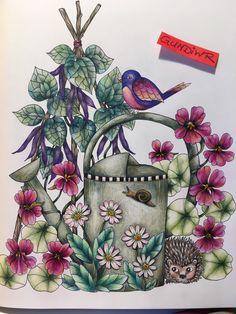 Twilight Garden, Maria Trolle