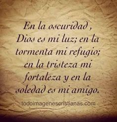 Dios no falla! - Popular Tutorial and Ideas Christian Love, Christian Quotes, Bible Verses Quotes, Words Quotes, Blessing Words, God Prayer, Faith In Love, Daily Inspiration Quotes, God Loves Me