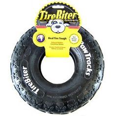 Finally found ot again!!! Mammoth Pet Products Paw Track TireBiter is a durable pet toy that ...