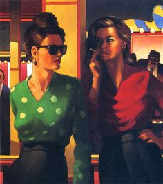 Jack Vettriano - Good Time Girls