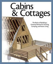 "Whether you're looking to build a rustic retreat or the off-grid home you've long dreamed about, the A-frame cabin offers a simple, incredibly sturdy and comparatively low-cost option. Learn how to construct it (complete with a cozy sleeping loft) in this illustrated, step-by-step guide from the book ""Cabins"
