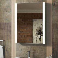 New Mit der ausgekl gelten Beleuchtung unseres Wandspiegel Adeo strahlt Ihr Bad in einem neuen schein Wandspiegel Pinterest