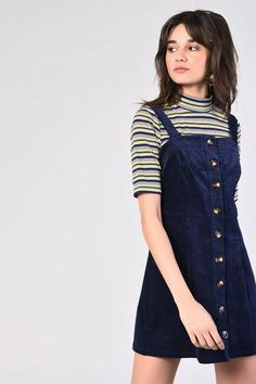 be106a1f7a1 33 Best Corduroy pinafore dress images in 2019
