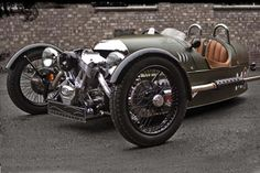 Vintage Morgan Sport Car