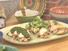 Sunny Andersons Creamy Lime Dressing Recipe | Rachael Ray Show