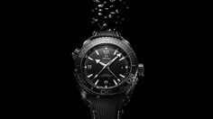 """OMEGA Unveils the Full Range of Seamaster Planet Ocean's """"Deep Black"""" Collection: The watches come in four editions, Sedna™ gold, blue, red and black. Omega Planet Ocean, Omega Seamaster Planet Ocean, Ocean Deep, Black Edition, Omega Watch, Watches, Nice Things, Red Black, Gold"""