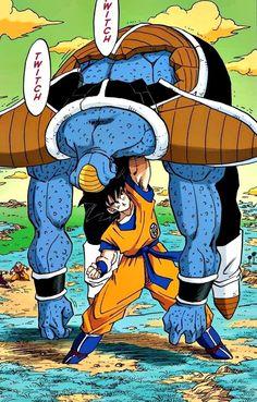 Dragon Ball Z Goku vs Burter Dragon Ball Z, Dragon Ball Image, Goku Y Vegeta, Goku Vs, Photo Dragon, Manga Anime, Foto Do Goku, Pokemon Dragon, Manga Dragon