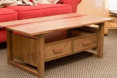 Coffee Table Plans - The Best Woodworking Project Plans Out There!