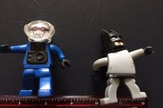 Lego Batman  And Mr. Freeze Toys Very Collectible #McDonalds