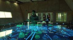 IRON MAN 2: Danny Yount - Creative Director - Prologue Films - The Art of VFXThe Art of VFX