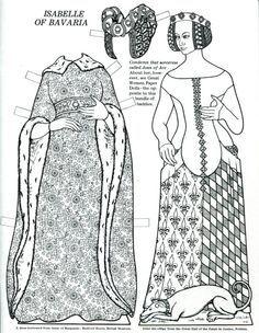 Great Women (Coloring Book Paper Dolls) | Printables | Pinterest ...