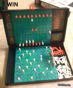 old school battleship