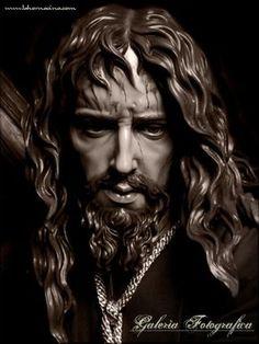 Jesus Crist, Jesus Piece, Jesus Tattoo, Pictures Of Jesus Christ, Biblical Art, Classic Paintings, God Pictures, Jesus On The Cross, Portrait