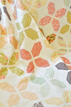 Fig Tree Quilts - New Hugs pattern!