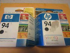 Hp 94 Printer Ink Cartridges Black9 | Computers/Tablets & Networking, Printers, Scanners & Supplies, Printer Ink, Toner & Paper | eBay!