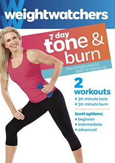 This release features a pair of half-hour workouts, one specializing in toning various parts of the body, while the other focuses on burning fat. These sessions are designed for anyone, regardless of