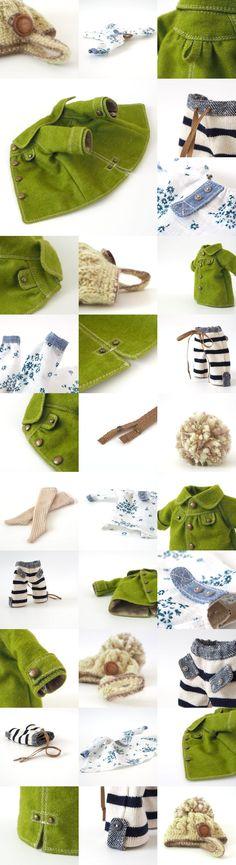 新緑を思わせる鮮やかなグリーン 元気いっぱいで爽やかなセットになりました  出品させていただいております♪  4月10日(日)の終了となりま...